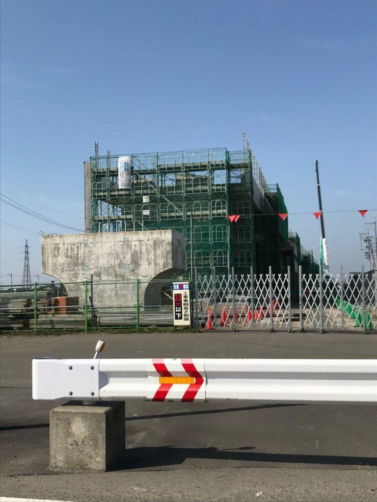 新幹線工事1